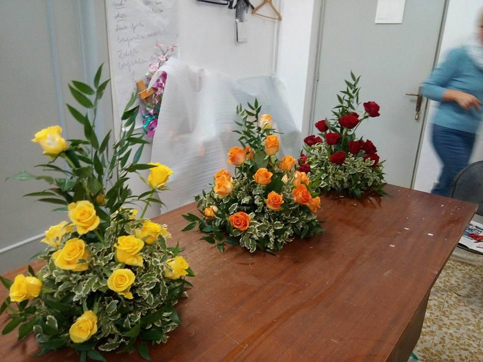 Decorazione floreale noitre for Decorazione floreale